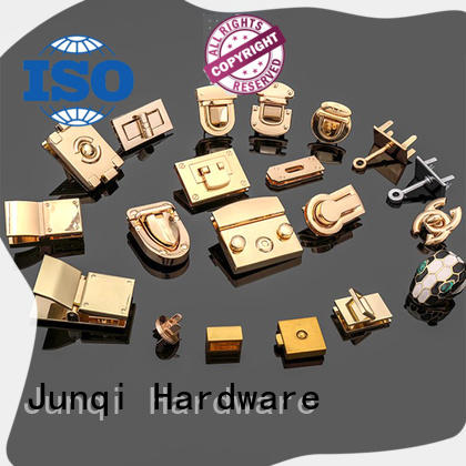 JunQi handbag turn lock factory