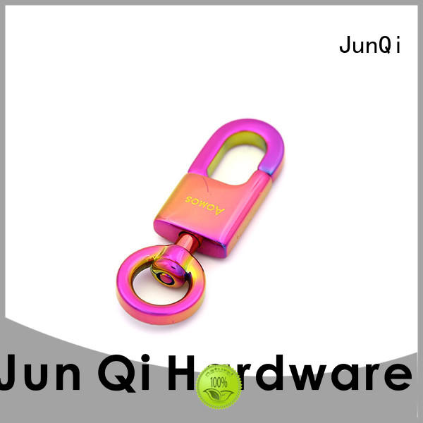JunQi quality guaranteed metal dog hooks Stainless steel for neck