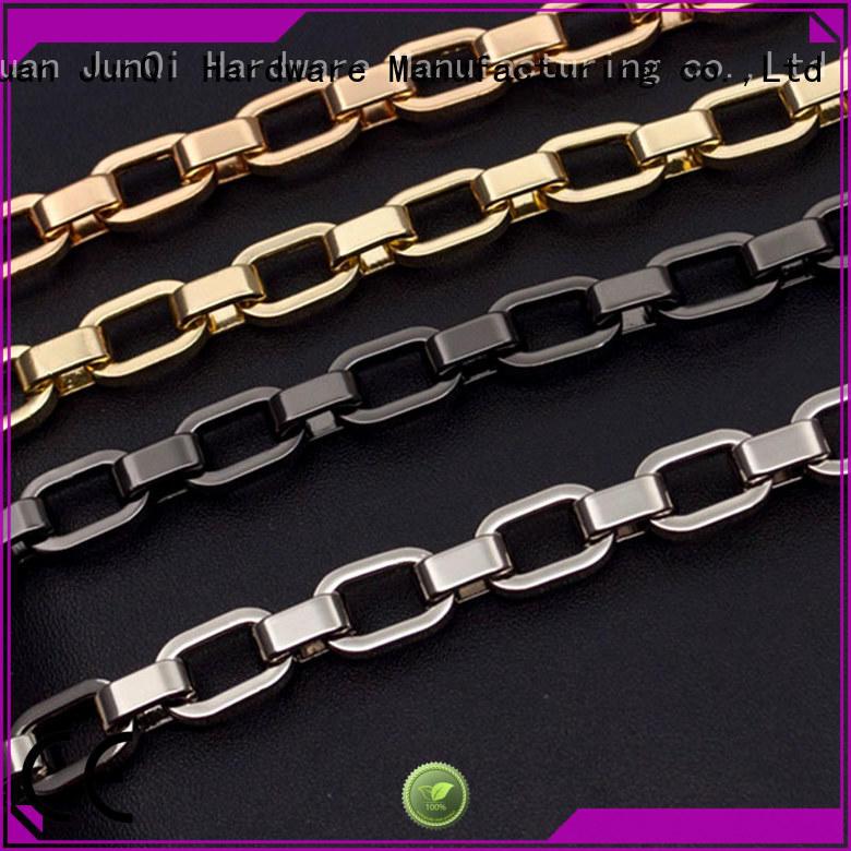 JunQi metal bag chain Supply