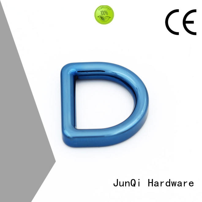 JunQi rings metal d rings supplier for clothes