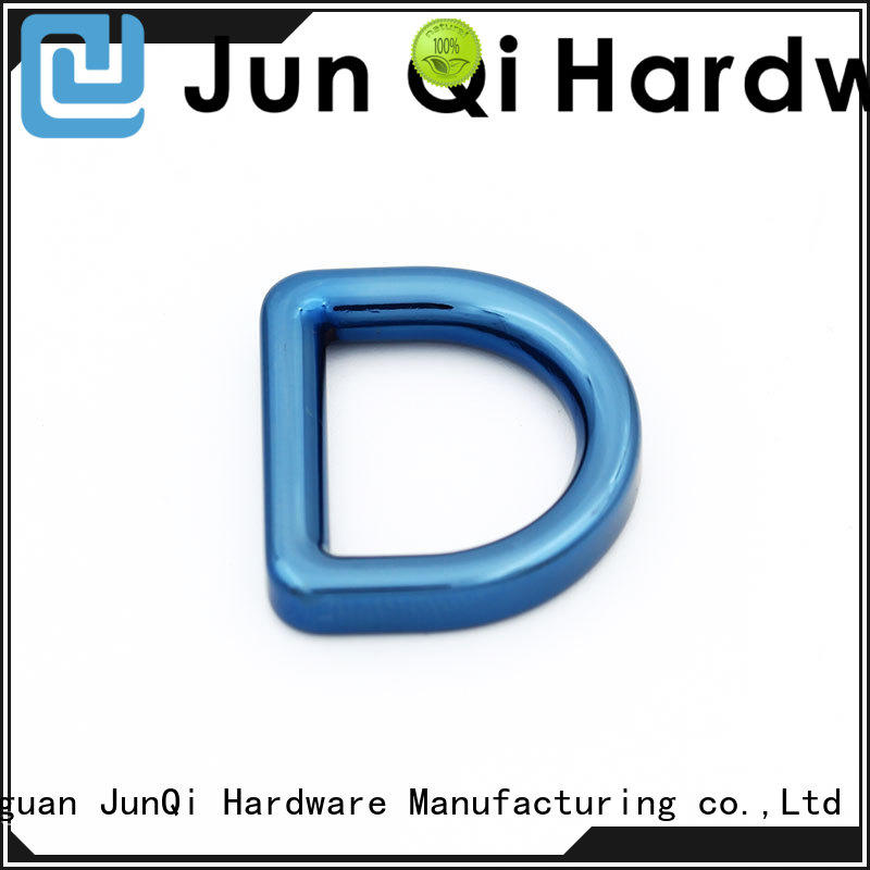 JunQi stable quality solid d ring supplier for girls