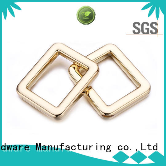 JunQi square square metal ring odm for jeans