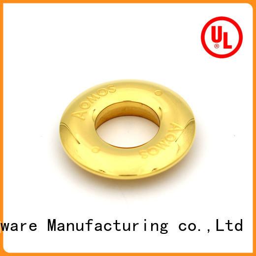 Custom metal eyelet factory