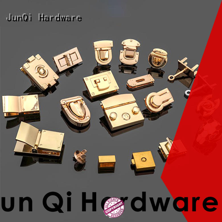 Turn Lock Handware Handbag Lock