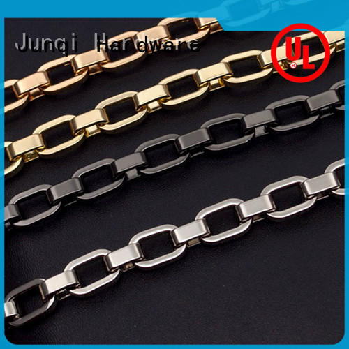 JunQi Wholesale metal chain for handbags company