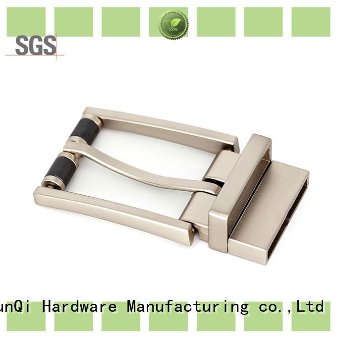 JunQi progbuckle interchangeable belt buckle belt automaticlal
