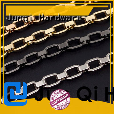 JunQi durable metal handbag chains get quote for jeans