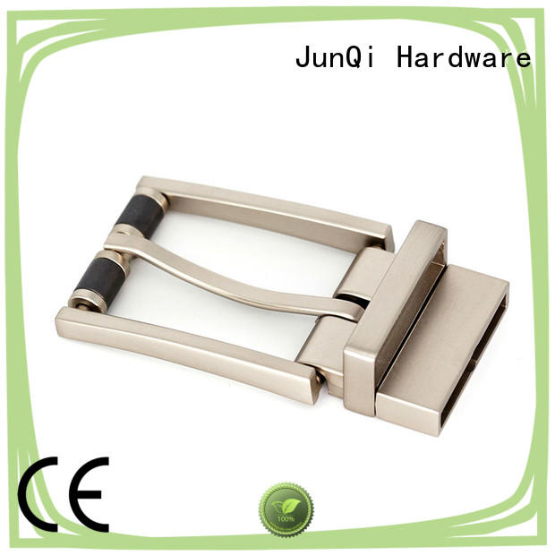 JunQi turnversible high quality belt buckles high quality for girls