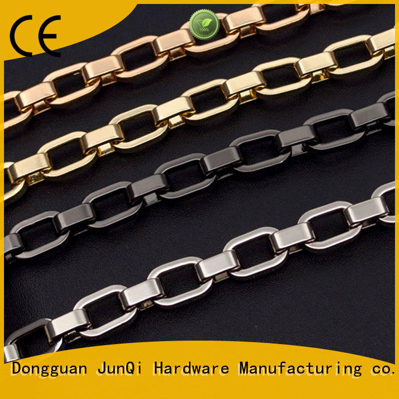 JunQi Top metal chain for handbags for business