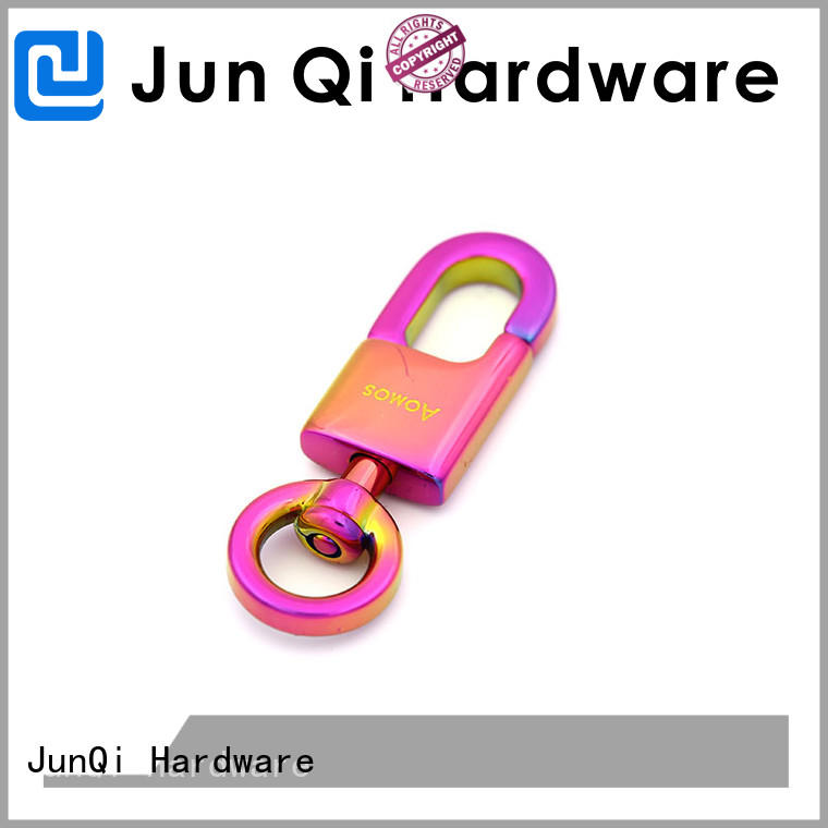 JunQi quality guaranteed log dog hooks stable quality for neck