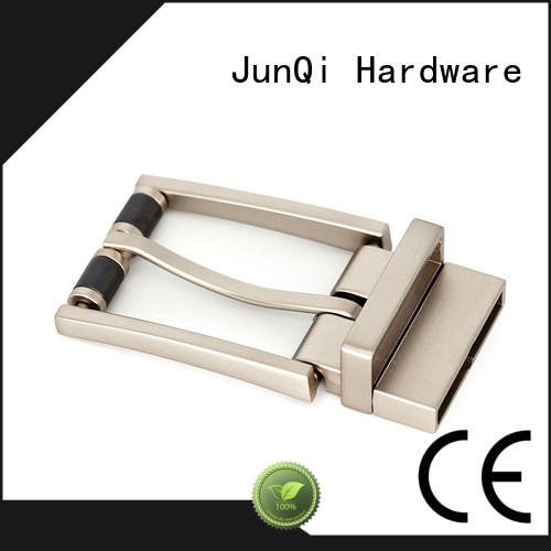 JunQi turnversible nice belt buckles automaticlal for girls