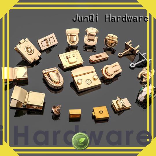 Zinc Alloy handbag twist lock high quality for handbag JunQi