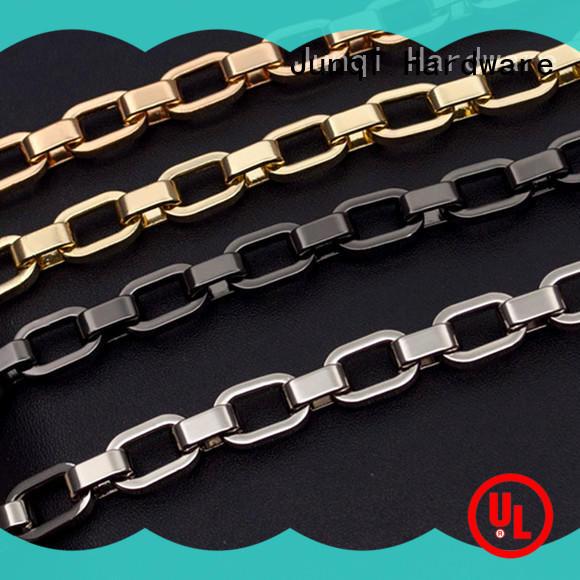 JunQi High-quality metal chain for handbags factory