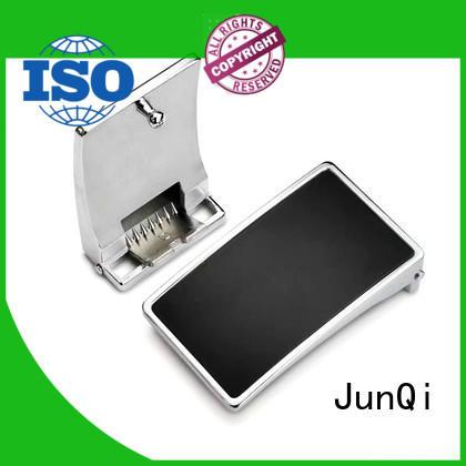 JunQi adjustable nice belt buckles automaticlal