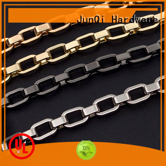 Breathable metal handbag chains chain buy now for clothes