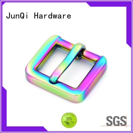 JunQi simple designer belt buckles automaticlal for girls