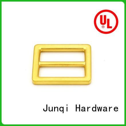 JunQi Custom metal slide buckles for business