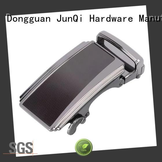JunQi adjustable modern belt buckles automaticlal for fashion