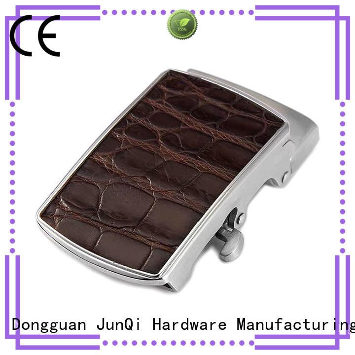 JunQi dress decorative belt buckles automaticlal for clothes