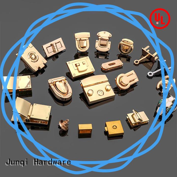 JunQi Best handbag turn lock factory